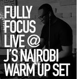 Fully Focus Live In Nairobi Feb Warm Up Set