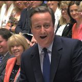 Highlights of David Cameron's final PMQs