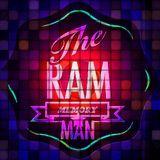 RAMCOPILATION- RAM MEMORY MAN vinyl DJ SET