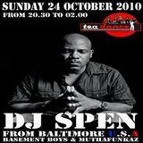 Dj Spen @ Tea Dance Party, Vicenza ITA - 24.10.1010