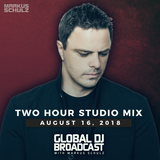 Global DJ Broadcast - Aug 16 2018