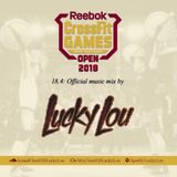 Live Crossfit Games OPEN mix 18.4 at Crossfit Fury Goodyear Arizona by Lucky Lou