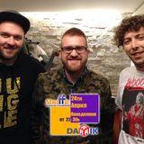 Shuffle Show Darik Radio - 24.04.2017 - Unkle Billy & Kalyas + New Music