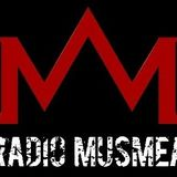 Radio MusMea - Rock it to the Ground! Pitto + Band vol 1