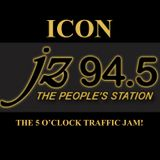 94.5 WJZD 5 O'CLOCK TRAFFIC JAM!  (OLD SCHOOL HIP HOP AND R&B)