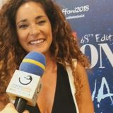 Giffoni 2018 - Intervista a Simona Cavallari - RadioSelfie.it