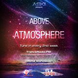 Above The Atmosphere #015 (Guestmix: Bass Line Man)