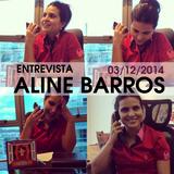 Entrevista Aline Barros - 03/12/2014