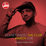 Planet Radio The Club march 2016
