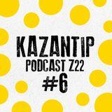 Kazantip Podcast #6 — Slowdance aka DOP'Q & Dan Jamkinsun