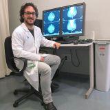 Adrià Esplugues, millor nota  a l'examen anual de l'Especialitat de Radiodiagnòstic de Catalunya.