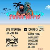 Too Much Love Radio ft. The Soundwaves TV Show Crew