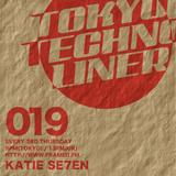 Tokyo Techno Liner EP 019 - KATIE SE7EN