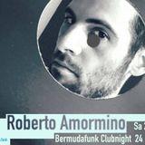 Roberto Amormino @ Bermudafunk Clubnight 22.8.2015