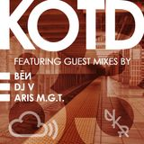 Keepers Of The Deep Ep 83 w ВĒИ (San Sebastien), DJ V From (Chicago), & Aris M.G.T. (Athens)