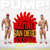 SEXSHOOTERS PUMP! MATINEE SAN DIEGO LABOUR DAY WEEKEND '16