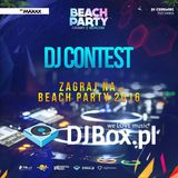 Beach Party 2016 DJ Contest