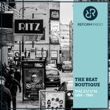 The Beat Boutique 21st Jan 2016