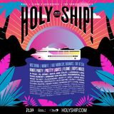 Sharam Jey  - Live At Holy Ship 2015 (Bahamas) - 05-Jan-2015