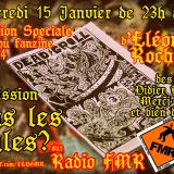 """Emission """"T'as les boules?"""" n°7 mercredi 15 janvier 2014 spécial DEAD GROLL"""