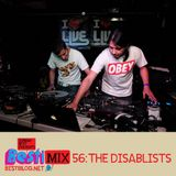 Bestimix 56: The Disablists