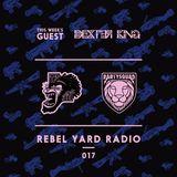 THE PARTYSQUAD PRESENTS - REBEL YARD RADIO 017