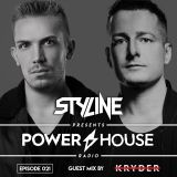Power House Radio #21 (Kryder Guestmix)