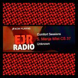 Menja Mist Guest Mix on Comfort Sessions, EJR-Radio 06-10-2016