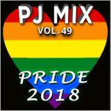 PJ Mix • PRIDE 2018 • v49
