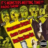 It's Monsters Meeting Time Old Halloween Special!  (Episode 666)