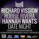 Powertools Mixshow - Episode 9-17-16 Ft: Robbie Rivera, Hannah Wants, & Date Night
