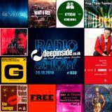 DEEPINSIDE RADIO SHOW 030 (Ralf Gum Artist of the week)