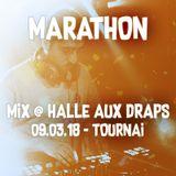 MARATHON - Carnaval @ Halle aux draps - Tournai 2018