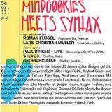 Paul Birken (Live PA) @ Mindcookies Meets Syntax - Distillery Leipzig - 03.11.2012