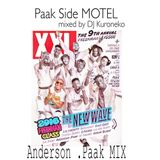 Paak side MOTEL -Anderson .Paak MIX-mixed by DJ Kuroneko