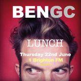 Ben GC / Thurs 22nd June / 1BTN