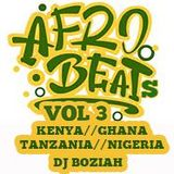 AFROBEATS VOL 5(KENYA, GHANA, TANZANIA & NIGERIA)