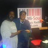 PAPA FACE in 'Selector's Corner'28/9/16/THE REGGAE ROCK on Mi-Soul.com/Londonwide on DAB