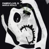 Fabriclive 35 - Marcus Intalex 2007