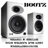 The Shake n Break show and Chocolate sessions combined show feat BootZ and DjClairevacious live