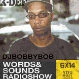WORDS&SOUNDS RADIO SHOW 6x14 (2015)