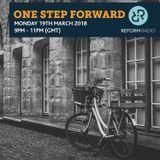 One Step Forward 19th March 2018