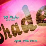 DJ Fido Live at SHADE April 2014