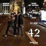 WMB Et Cetera Nr.42 - Back At It Again