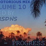 The Notorious Mix volume 10 (Mixed by NTRSDNS)(PART 2 - PROGRESSIVE HOUSE)