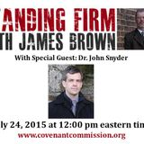 Interview with Dr. John Snyder