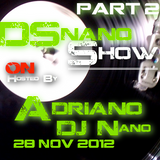 DSnano Show 28-11-2012 // PitcHH The Sinista_ // Set Philadephia