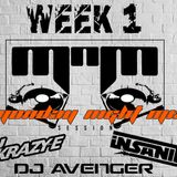 The Monday Night Mix Sessions Week 1. Kumbia Mix By Dj Avenger