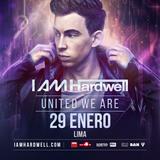 Hardwell @ I Am Hardwell #UnitedWeAre Tour, Explanada Costa Verde, Lima, Peru (2016.01.29)