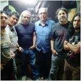 Venarock junto a  Tenebria, Angel Galindo Zuñiga de La Parroquia Resto Bar y Geuro Mars